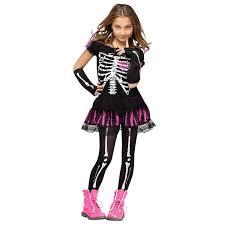 scary boy halloween costumes childrens sally skully skeleton scary horror fancy dress halloween