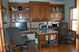 Built In Office Desk Custom Home Desk Built Office Furniture Best Set Made Perth