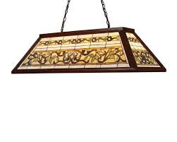 stained glass pool table lights gorgeous tips to install pool