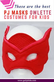 pj mask halloween costumes pj masks owlette costume ideas