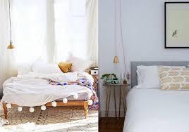 Hanging Pendant Lights Bedroom It S Hip To Hang Bedside Lighting Design