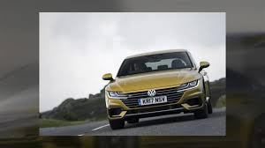 volkswagen arteon rear volkswagen arteon ahead of the curve and right down the straight