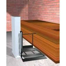 outdoor wheelchair lifts for homes freedom lift systems