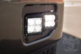 2015 f150 led fog lights 2015 2017 f150 rigid industries dual d series fog light bucket