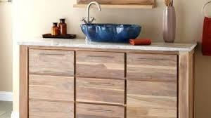 Teak Bathroom Cabinet Spacious Teak Bathroom Vanity At Vanities Purobrand Co Home
