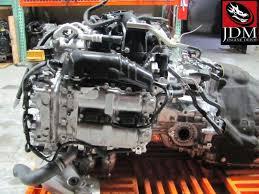12 14 subaru legacy gt 2 0l 4cyl turbo engine cvt transmission jdm
