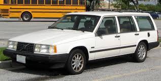 volvo station wagon 1998 volvo 940 turbo