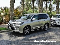 2016 lexus lx 570 philippines first drive 2016 lexus lx 570 in the uae drive arabia dubai for