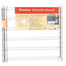 sterling window security guards 1136 security bars ace hardware