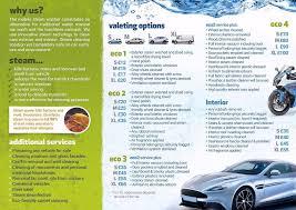 Interior Steam Clean Car Mobile Car Valeting Steam Cleaning York Harrogate Leeds In