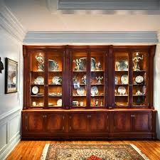 small china cabinets and hutches small china hutch traditional china cabinet by birdie miller small