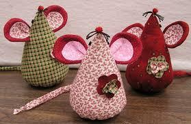Are Mice Blind Three Blind Mice Pincushion