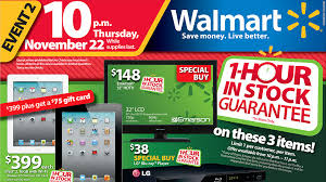 wal mart unveils black friday deals nov 8 2012