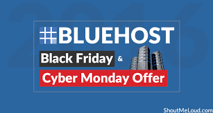 best deals on black friday and cyber monday get bluehost black friday 2016 discount best deal
