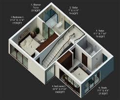 best 2 bhk house plan download 2 bhk home plan intercine house plans at 900 sqft
