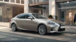 lexus 2017 lexus is luxury sports saloon lexus uk