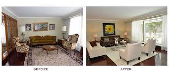 Staging Before And After by Staging Does It Sell A House