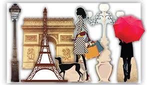 Large Eiffel Tower Statue Paris Theme Decor Ebay
