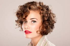 curly and short haircut showing back what to expect when you cut curly hair short hair world magazine
