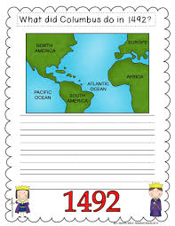 teacher mom of 3 in 1492 a mini columbus day packet