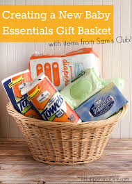 bulk gift baskets create a new baby essentials gift basket