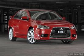 kereta mitsubishi attrage next mitsubishi lancer to be a renault based sedan