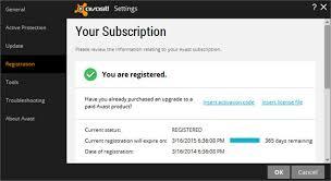 descarga gratuita de clave de licencia para avast antivirus 2015