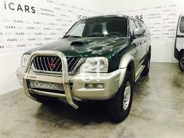 used mitsubishi l200 cars spain