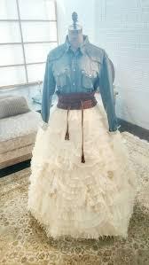 best 25 denim wedding dresses ideas on pinterest denim wedding