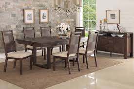 leighton dining room set dining chair dining chairs dining room furniture showroom