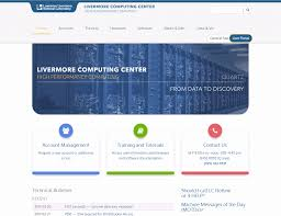livermore computing resources and environment