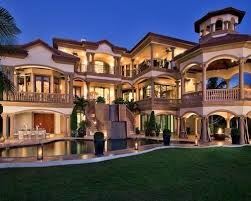one story mansions huge home with design of class and beauty and life of luxurious