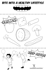 healthy plate coloring page reader request nutrition month coloring pages