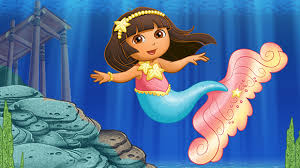 sleepover idea mermaid dora extravaganza grandparents