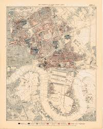 Stanford Maps Download Maps Charles Booth U0027s London