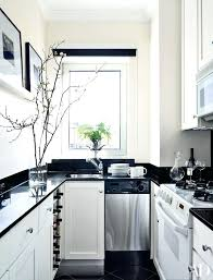 black kitchen backsplash ideas pictures of kitchens with white cabinets and black countertops