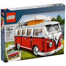 van volkswagen pink buy lego creator 10220 vw camper van john lewis