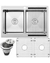 Ticor Kitchen Sinks Check Out These Deals On Ticor 16 Stainless Steel