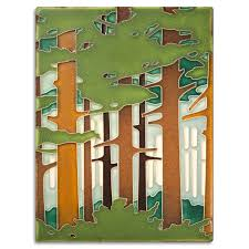 home decorative ideas decorating wonderful woodland motawi tile for wall decoration ideas