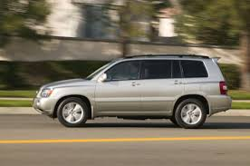 toyota highlander hybrid 2005 toyota highlander hybrid review the about cars