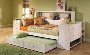 twin bed with bookcase headboard and storage twin bed with storage and bookcase headboard pictures including