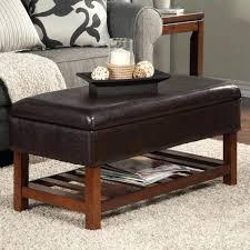 rectangular ottoman coffee table u2013 thelt co