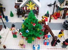 little yellow brick a lego blog our lego winter village moc