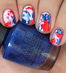 happy independence day 4th of july nail art peachy polish
