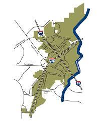 Atlanta Braves Parking Map by Ccid Cumberland Community Improvement District U2013 Helping Make