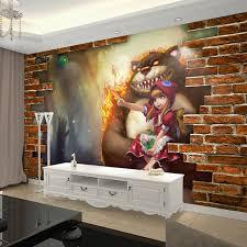 league of legends wallpaper 3d game photo wallpaper dark child