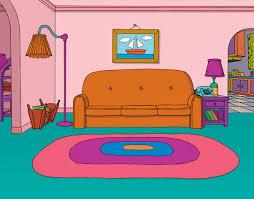 cartoon living room background deviantart com art cartoon scene living room night version grab