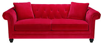 Red Sofa Set by Red Sofa