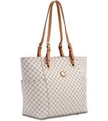 rioni signature luxury tote medium handbags amazon com