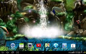 wallpapers for desktops free 3d waterfall live wallpaper hd android apps on google play